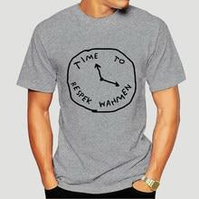 Zaman respek wahmen beyaz Tees T-Shirt Clothing-2526D