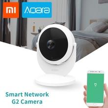 Xiaomi Aqara Smart Network G2 Camera Gatway Edition 1080p 140 Wide Angle Night Vision Zigbee Version Wifi  APP Control IP