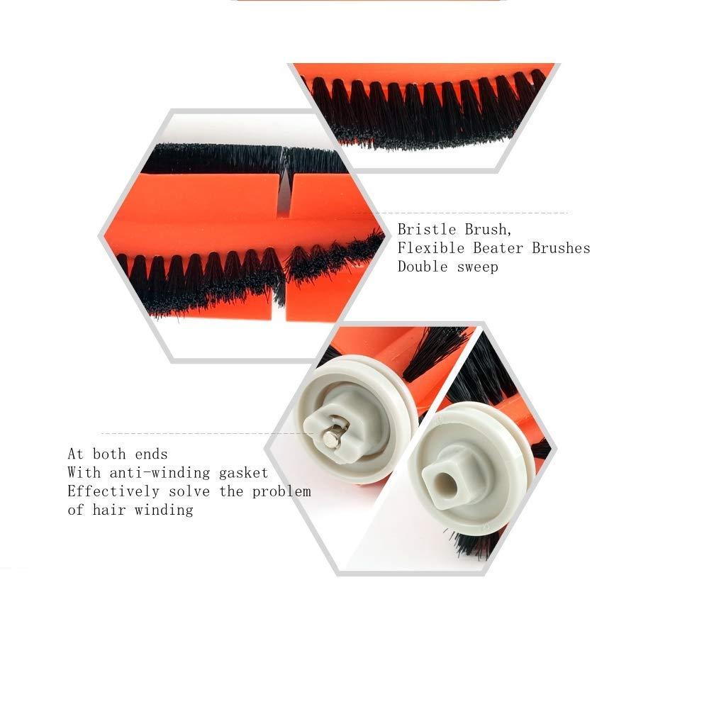 HEPA Filter Side Brush Main Brush Dust box for Xiaomi 1s MI Robot Vacuum 2 Roborock S50 S51 S5 Vacuum Cleaner Parts Accessories 2