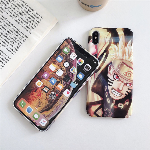 NARUTO KURAMA IPHONE CASE (6 VARIAN)