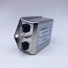 AN-20A4HL 20A 250V EMI AC power filter noise filter DNF05-G-20A пальто emi emi mp002xw0wnqg