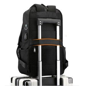 Image 2 - Słynny plecak markowy wysokiej jakości młodzieżowy plecak podróżny moda mężczyzna i kobieta tornister Laptop biznesowy plecak dla mężczyzn