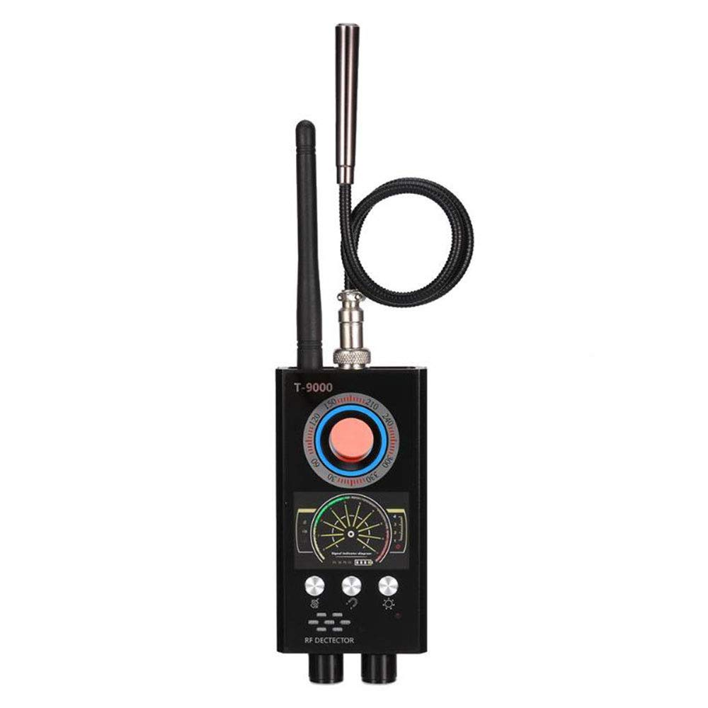 Anti Spy Wiretap Bug Detector Mini Wireless Hidden Camera Laser Lens GSM Cell Phone RF Signal Gps Jammer Signal Blocker