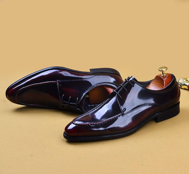 genuíno marca de luxo artesanal dos homens