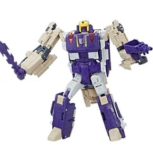 Voyager Class Titans Return Blitzwing 3 Changer Robot Action Figure Classic Toys For Boys Collection Without Retail Box