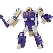 Класс Voyager Titans Return Blitzwing 3 Changer робот фигурка Классические игрушки для мальчиков коллекция без розничной коробки