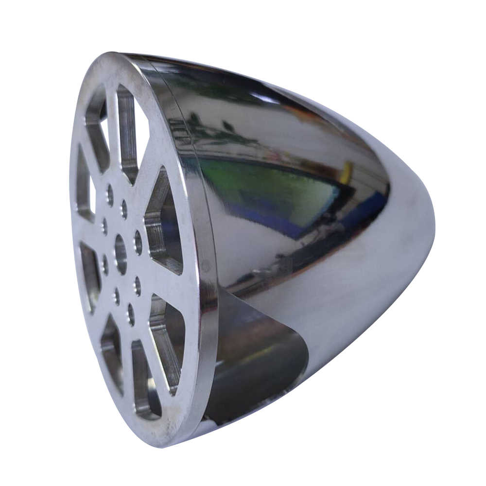 1PC 3.0//3.25//3.5//3.75inch 2-Blade Spinner Miracle CNC Aluminum Alloy For RC