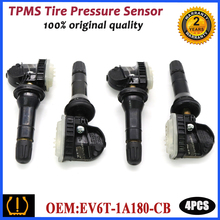 Tire Pressure Monitor Sensor EV6T 1A180 CB For Ford F 150 Fiesta Focus F Series Ka+ Kuga Mondeo EV6T 1A180 CB EV6T 1A150 CB