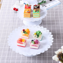 Metal Cake Fruit stand Festival Dessert Tray Stand Holder Party Birthday Decoration Wedding Display Cupcake