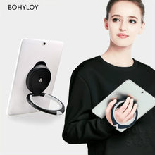 BOHYLOY Universele 360 Rotatie Beugel tablet Stands voor iPad air mini huawei xiaomi Mobiele Telefoon Houder Voor tablet droshipping(China)