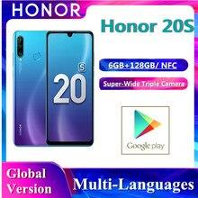 In Stock Honor 20S Huawei Orignal Global Version Smartphone