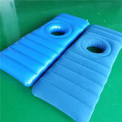 Manufacturers Customizable Flocked PVC Inflatable Pregnant Women Mattress Inflatable Pregnant Women Yoga Mat Inflatable Pregnant