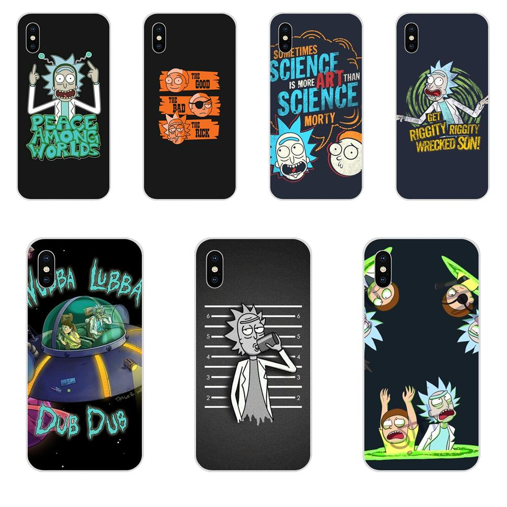 Cartoon Comic Meme Rick And Morty Splendid For Galaxy Grand A3 A5 A7 A8 A9 A9S On5 On7 Plus Pro Star 2015 2016 2017 2018 image