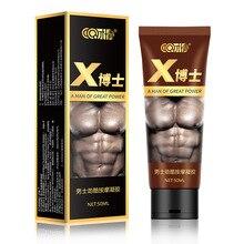 Massage-Cream Growth-Extension Penis-Enlargement Erection Sex-Delay Hardness Man 50ML