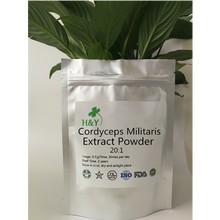 150-1000g Free Shipping Traditional Chinese Medicine Dried Cordyceps Militaries Extract Powder 20:1 In Stock guoan luo systems biology for traditional chinese medicine