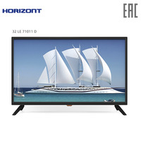 3239InchTv Телевизор Horizont Smart TV 32 LE71011D HD