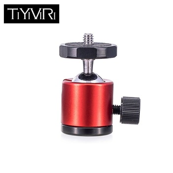 цена на TiYiViRi Mini Ball Head 1/4