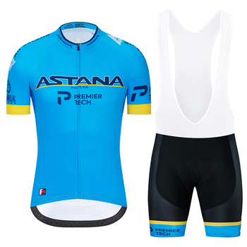 2020 MTB ASTANA Pro verano Ciclismo bicicleta camisetas transpirable Ropa para bicicleta...