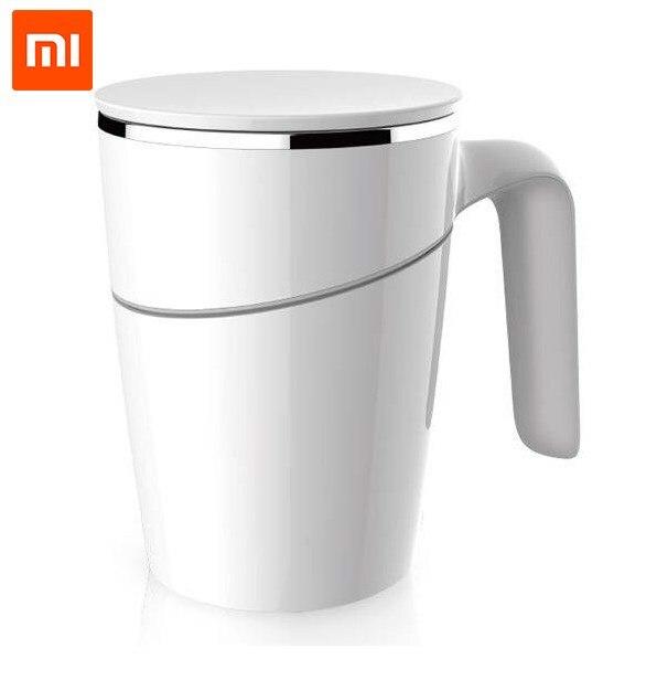 Термокружка Xiaomi Fiu Elegant Do Not Roll 0,47 мл White Объем 470 мл, сталь 304, Крепление присоска,Вес 320 г. F 00002262|Вакуумные фляги и термосы| | АлиЭкспресс