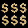 Различные деньги 1 00 USD