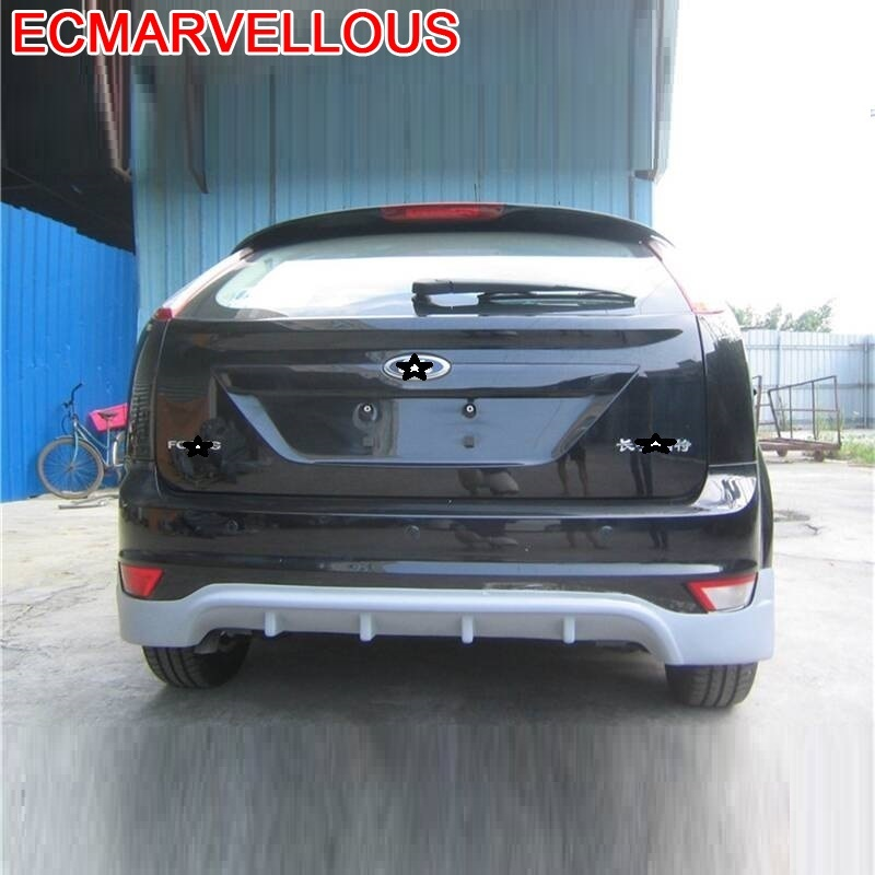 Personalized Modified Decoration Exterior Parts Tunning Styling Car Front Lip Rear Diffuser Bumper 09 10 11 12 13 FOR Ford Focus