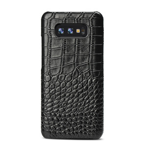 Image 4 - Crocodile Genuine leather Case For Samsung Galaxy A3 A5 A6 A7 A8 A9 A6S A8S A9S Plus Star Pro 2017 2018 Phone Back Cover