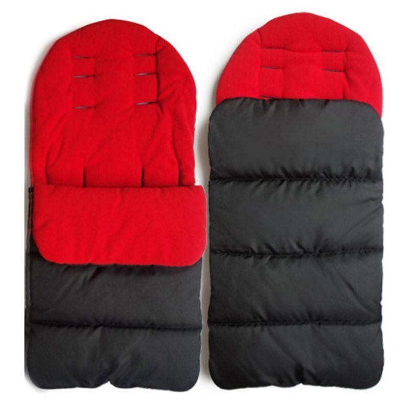3-em-1 cobertor de carrinho de bebê footmuff