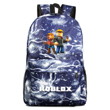 Blue Leisure Female Lightning Backpack 2021 Unisex Sports Backpacks Mochila Feminina Rucksack Lightweight Students School Bag