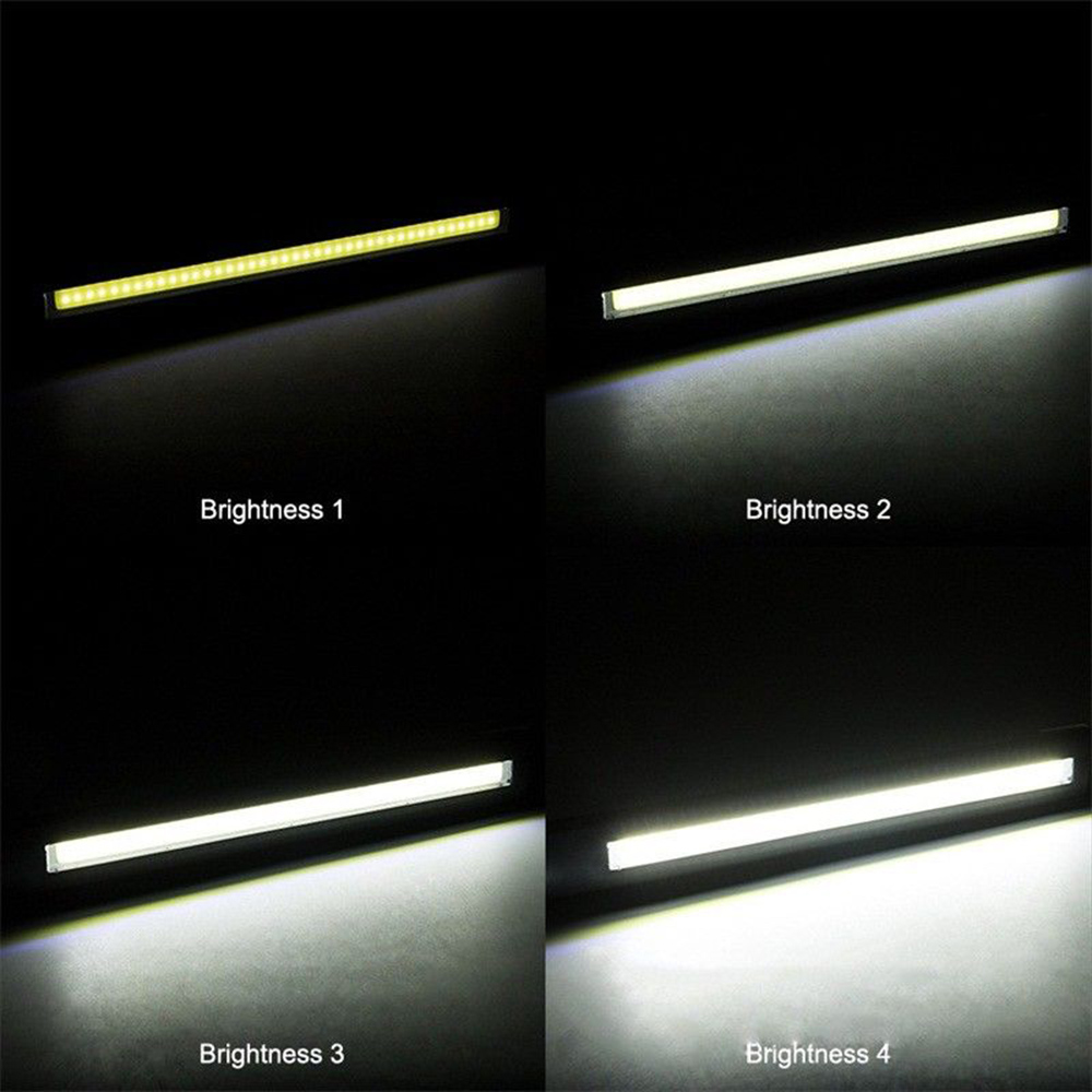 COB LED Portable Multifunction Super Bright Slim Work Light Flashlight Emergent Lamp Mechanic Waterproof Climbing Cycling