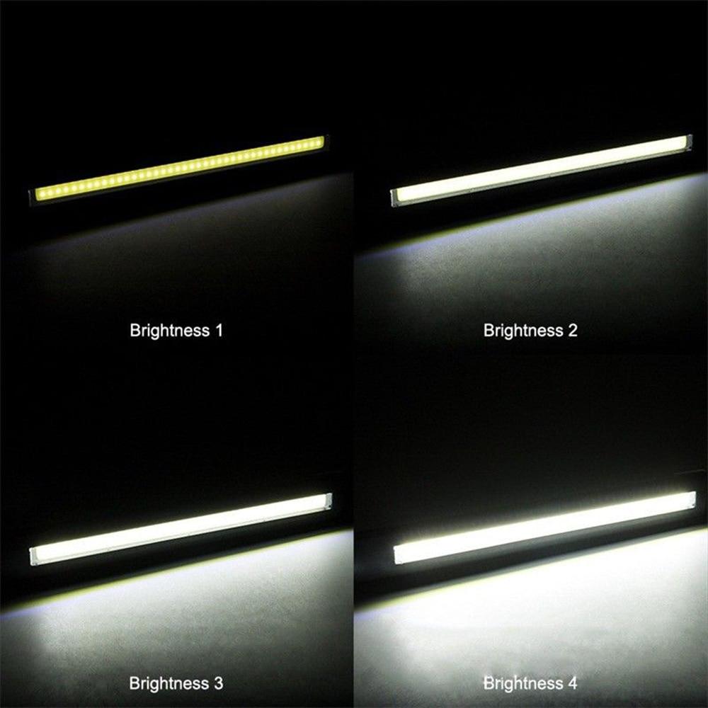 COB LED Portable Multifunction Super Bright Slim Work Light Flashlight Emergent Lamp Mechanic Waterproof Climbing Cycling