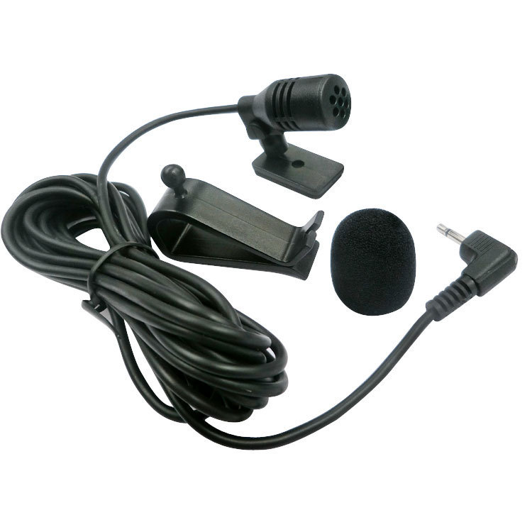 MINI Professionals Car Audio Microphone 3.5mm Jack Plug Mic Stereo Mini Wired External Microphone for PC Auto Car DVD Radio NEW
