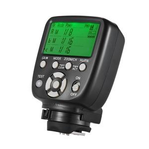Image 4 - YONGNUO disparador de Flash inalámbrico YN560 TX II, controlador trasero para Yongnuo YN 560III YN560IV RF 602 II para Canon Nikon