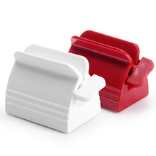 1pcs Manual Toothpaste Tube Rollers Squeezer Upright Tubes Holder Dispenser Saving Space Home Bathroom Accessories