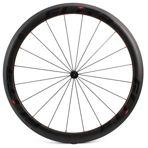 Image 4 - Elite Carbon Wheels A1 AERO Brake Surface 700c Wheelset Tubular Clincher Tubeless TPI Bearing Straight Pull 4 Pawls Hub SLR 3.0
