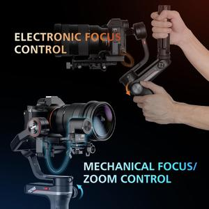 Image 4 - ZHIYUN Official Weebill S 3 Axis Gimbal Handheld Stabilizer Image Transmission for Canon Sony Etc Mirrorless Camera OLED Display