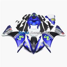 Мотоцикл Обтекатели комплект подходит для yzf r1 2013 2014 бодикон