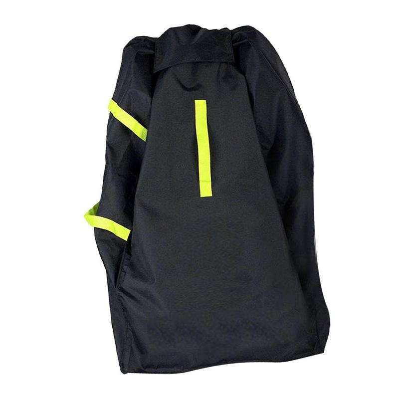 2019 New Baby Stroller Bag Safety Seat Storage Bag Toddler Car Seat Travel Bag Antibacterial Antifouling Foldable Portable PA+PE