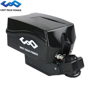 Electric Bike 48V 20Ah Lithium ion Battery For 48Volt Bafang BBS03 BBSHD 750W 1000W TSDZ2 Motor Kit Seat Post E-Bike Batteries