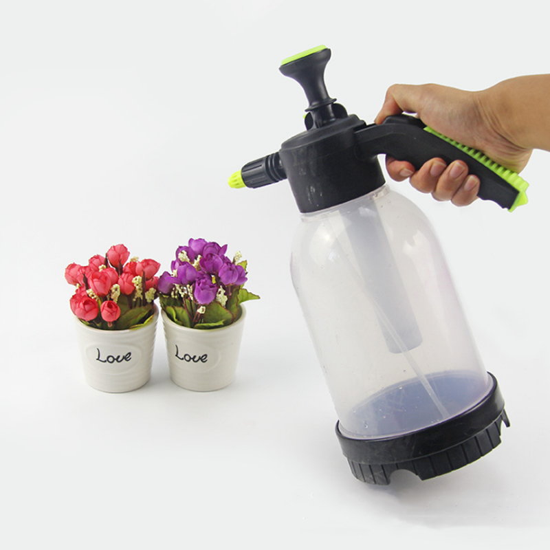 2Pcs Sprayer Bottle Multiple-Combination Hand Pressure Trigger Sprayer Adjustable Air Compression Spray Bottle Watering Can 2-Pc-4