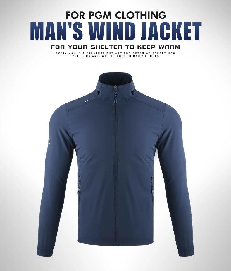 prova de vento à prova dwindproof água manga longa jaqueta de golfe