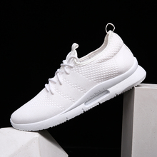 Running Shoes Men Lightweight Athletic Couple Shoes Air Mesh