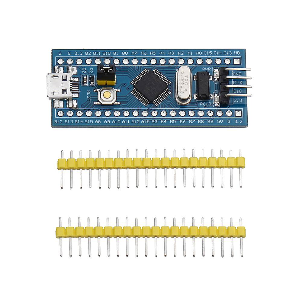 LEORY 1PCS STM32F030C8T6 Core Board System Board STM32 F0 ARM Development Board Wholesale