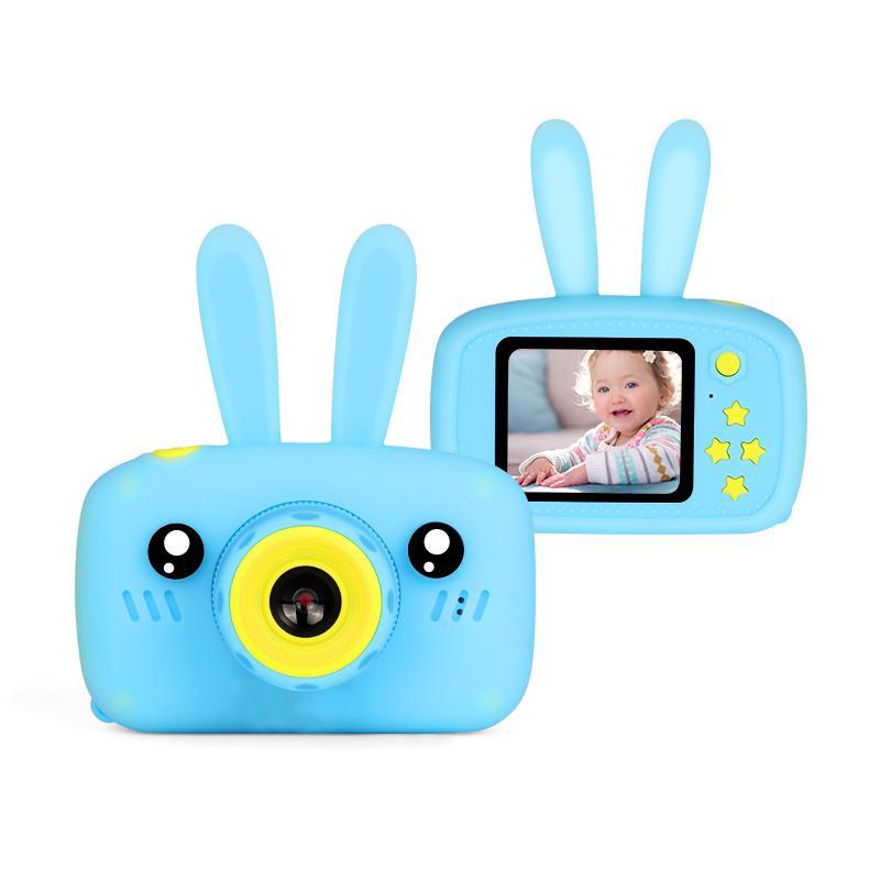 Aucun appareil photo enfants HD appareil photo numérique X1 caméra de bande dessinée Portable SLR jouet cadeau haute qualité enfant jouets intéressants 2019