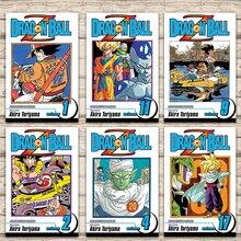 Dibujos Animados Dragon Ball Piccolo Vegeta IV celular Vintage Kraft Posters lienzo pinturas recubiertas pared pegatinas Bar decoración del hogar regalo