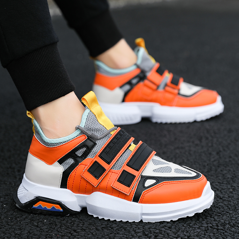 Fashion Retro Dad Sneakers Man Casual Shoes Tide Man Jogging Sneakers Shoes Outdoor Non-slip Walking Shoes Man zapatos hombre
