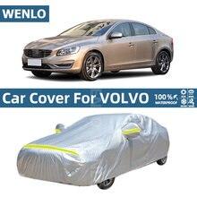 Водонепроницаемые чехлы для автомобиля защиты от УФ лучей пыли