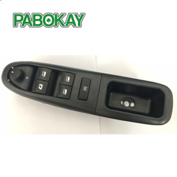 Front Left Electronic Power Electric Window Switch Control For Peugeot 406 8B Baujahr 1995-2004 6554CF 6554.CF
