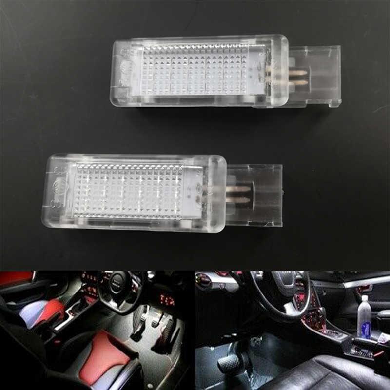 VW caddy mk3 239 C5W Blanc Intérieur Lampe de courtoisie LED SUPERLUX mise à niveau de lumière