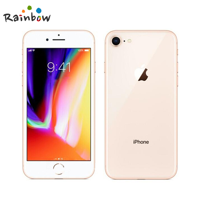 Original Apple iPhone 8 4.7 inch iPhone 8 Plus 5.5 Hexa Core 12MP & 7MP Camera 1821mAh iOS LTE Fingerprint Touch ID Mobile Phone 1