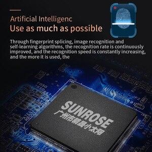 Image 1 - Identification Capturing USB Interface Security Key Home Sensor Reader Computer Fingerprint Scanner Office PC For Windows 10